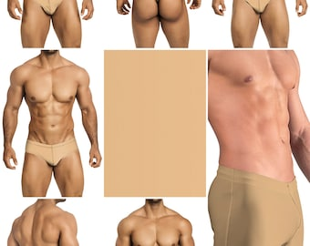 Nude Bathing Suits from Vuthy Sim in 7 styles - 20