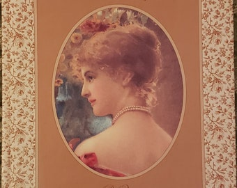 A Victorian Book of Days by Avon