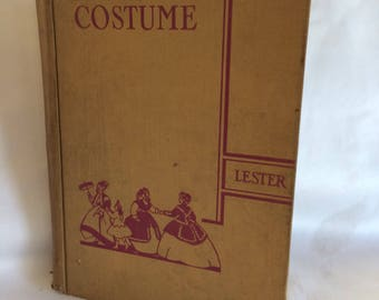 Historic Costume by Katherine Lester
