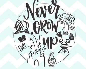 Instant Download Never Grow Up Svg Bundle, Taylor Swift  Svg Files, Taylor Swift Lyrics ClipArt, My Never Grow Up  SVG, Song Lyric svg