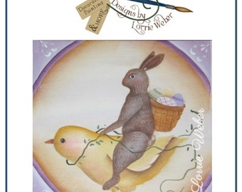 Easter Journey - Decorative Painting ePattern Packet