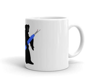 Grim Seam Ripper Mug - Gifts for Sewers Quilters