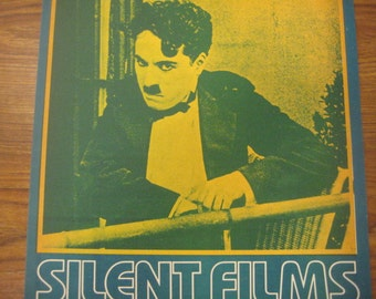 Charlie Chaplin Silent Film NIght, Yale Law School Film Scoiety, 1970s