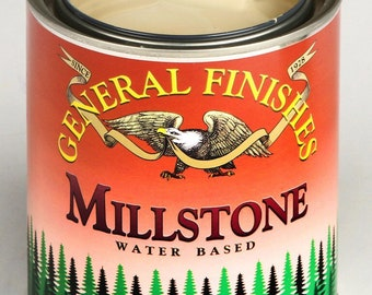 Millstone Milk Paint from General Finishes