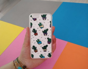 iPhone 6s case cactus