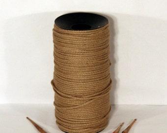 Corde en chanvre naturel chanvre corde / 6mm/50pieds/Braied / Home Decor/jardin/Shibari/Kinbaku/beaucoup plus.