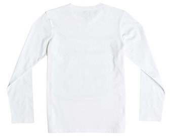 Add long sleeve onesie or Long sleeve T-shirt