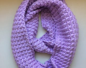 Infinity Scarf in Orchid