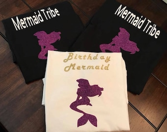 Custom Mermaid Shirts