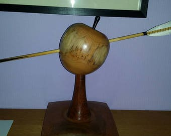 Archery trophy. Trophy.apple apple's trophy arrows archery