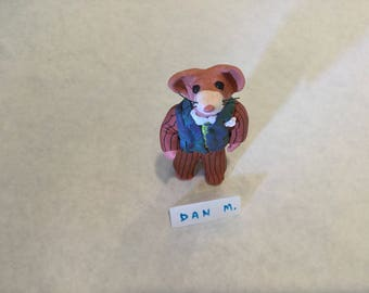 Dan M. Clay mouse