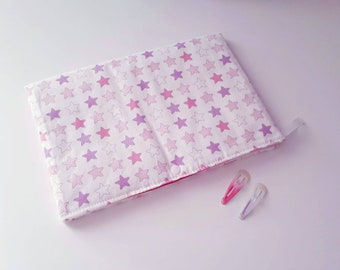 Pouch origami stars name. In stock.