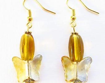 Earring clip earring 17674