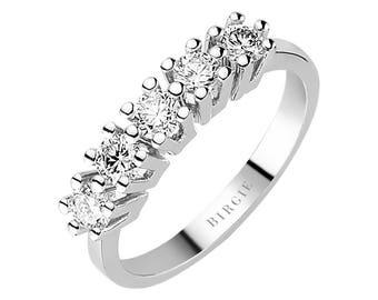 RING 5 0.70 Carat diamonds