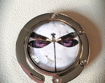 Dragonfly Purse Holder