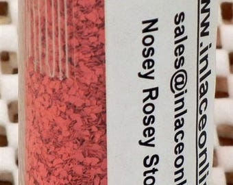 Inlace Stone Flakes  1.875 ounces  Nosey Rosey