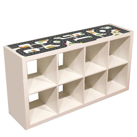 Spieltisch Selber Bauen für alle auto fans möbelfolie kleine stadt für