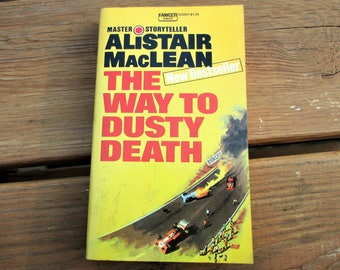 Alistair MacLean The Way to Dusty Death Book