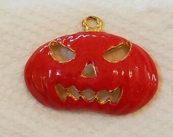 Phister Halloween Pumpkin Charm