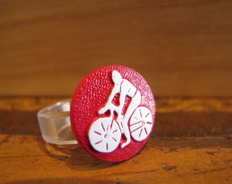 Vintage Bicycle Ring