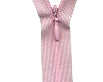 Pink C533 Invisible zipper