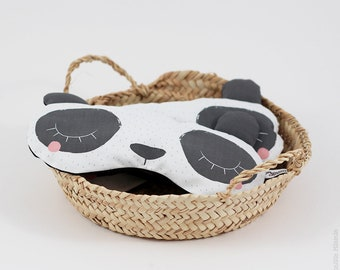 Sleeping mask Panda