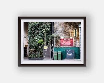 Camden Market, London - Photography Print