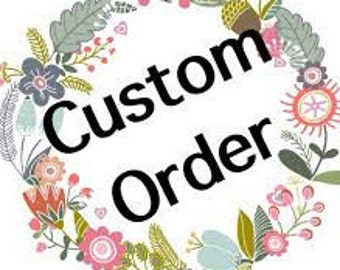 Made to Order Hairbow