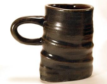 Black Tall Mug II