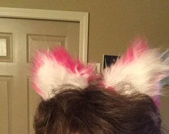 Fur Ear Headbands