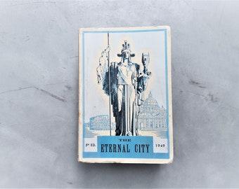 The Eternal City - 1949 - Rome - Paperback - E. Venturini - Second hand books