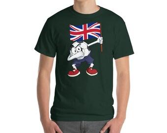 United Kingdom Soccer T-Shirt