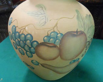 Great Clay Pottery Vase