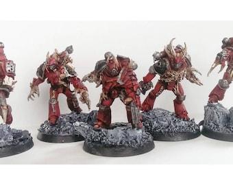 Word Bearers Legion Gal Vorbak Warhammer   wargame