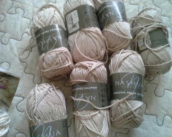Nashua - 100 Mercerized cotton 93 yards each