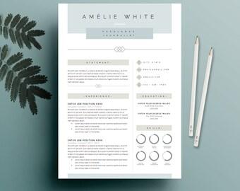 digital resume templates
