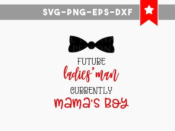 Future Ladies Man Svg Newborn Onesie Svg New Baby Boy Onesie