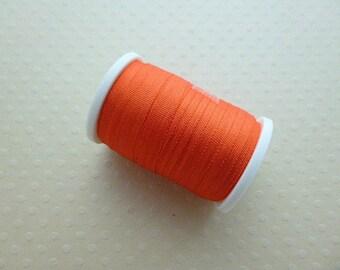 10 m color 7N - 0588 RSE4 No. 4 mm Silk Ribbon