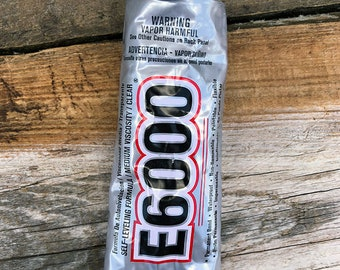 E6000 Glue - 3.7oz Tube  (CE6000)