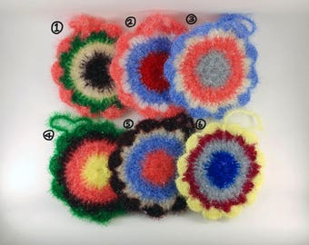 Buy 4 get 1 free / select your scrubbie / dish scrubber / dish scrubbie