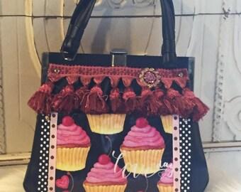 Love Day Cupcake Handbag