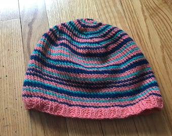 Bright Stripes Hat