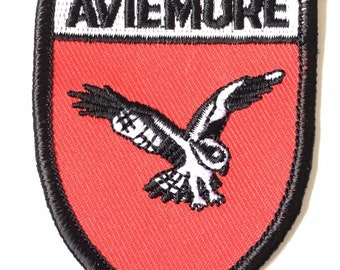Aviemore Embroidered Patch