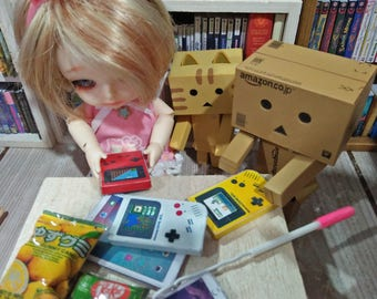 Gameboy color for dolls