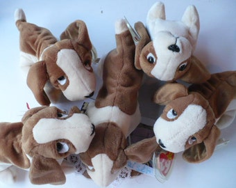 Basset Hound, Dog, Basset, Hound, Basset Hound Gift, Dog Lovers, Beanie Babies