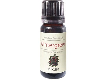 100% Pure Wintergreen Essential Oil 10ml, 50ml, 100ml