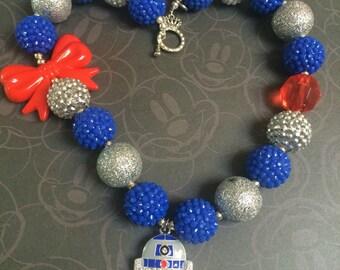R2D2 Necklace