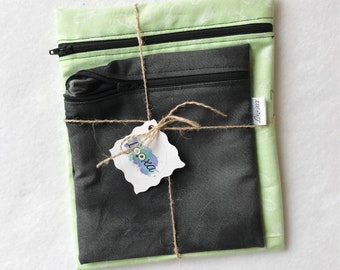 Duo sandwich and snack bag