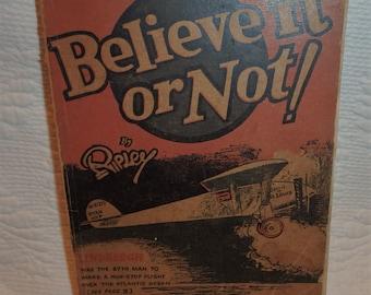 Ripley's Believe It Or Not 1929