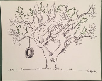 Custom name tree
